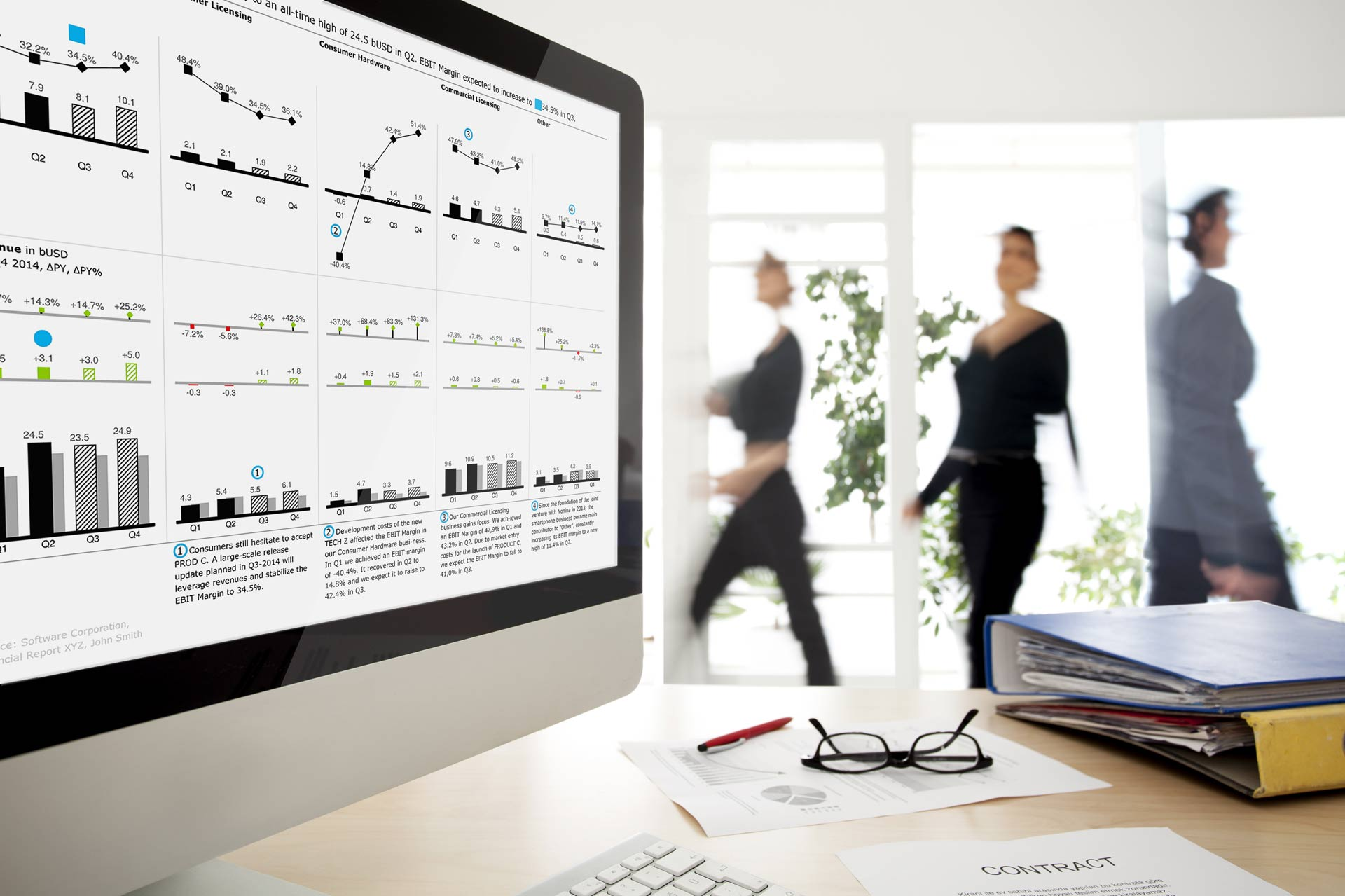 Die nächste Stufe in Visual Business Analytics